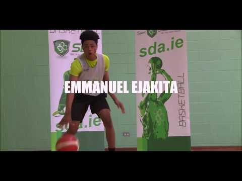 38 Emmanuel Ejakita