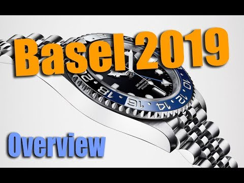 Baselworld 2019 Overview