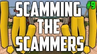 Runescape: Scamming The Scammers - DONT BAN ME - Episode 9