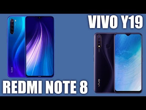 Vivo Y19 Vs Xiaomi Redmi Note 8. Какой бы взял? 😉