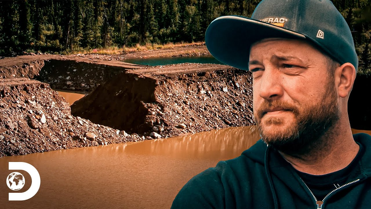 Erro desastroso coloca a produção de Rick Ness em risco | Febre do Ouro | Discovery Brasil
