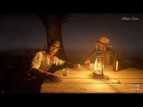 Drunk Buddies Micah and Javier BFF / Hidden Dialogue / Red Dead Redemption 2 thumbnail
