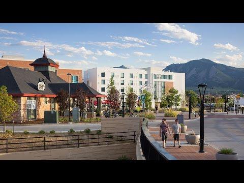 Depot Square - Regional Transportation District. Boulder, Colorado