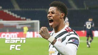 Man United beat PSG 2-1: Marcus Rashford takes down 'lazy' Paris Saint-Germain yet again   ESPN FC