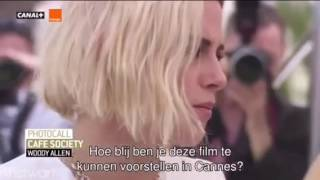 New bunker interview with Kristen Stewart Press Cannes 2016
