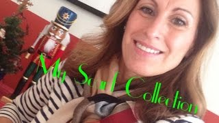 My Designer Scarf Collection   2014 Thumbnail