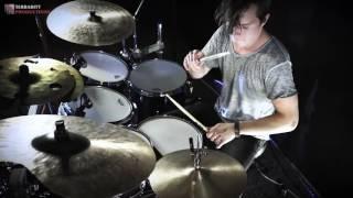 Baard Kolstad - Third Law (Leprous drum Playthrough)