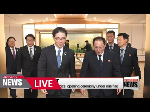 [LIVE/ARIRANG NEWS] Two Koreas fine tune details of N. Korea's participation...