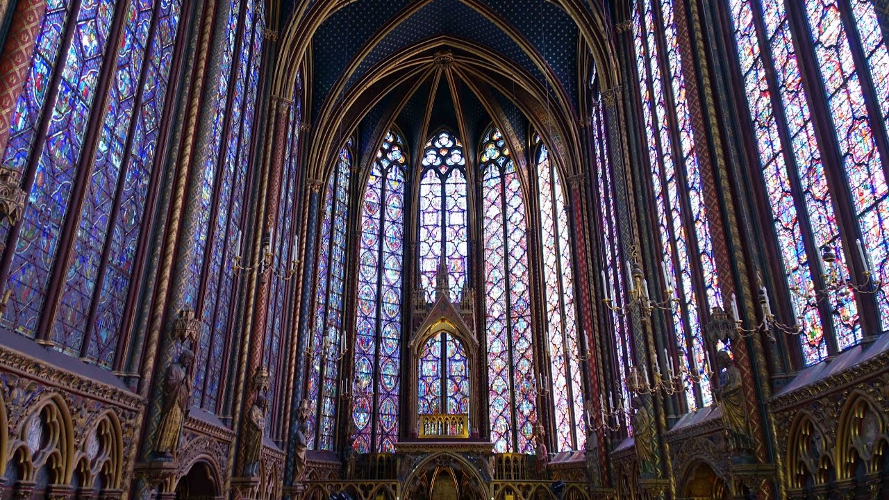 Sainte-Chapelle, Paris (video) | Gothic | Khan Academy