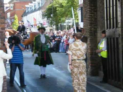 Yorkshire Parade