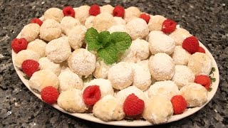 Butter Ball Cookies - Orsararecipes