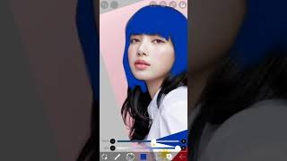 Philippines flag on Lisa's hair | by Blackpink PopCorn