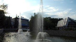 видео Минеральные воды курорта Миргород