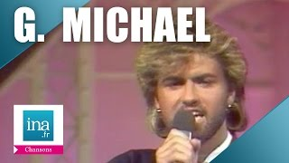 George Michael quot;Careless whisperquot;  Archive INA