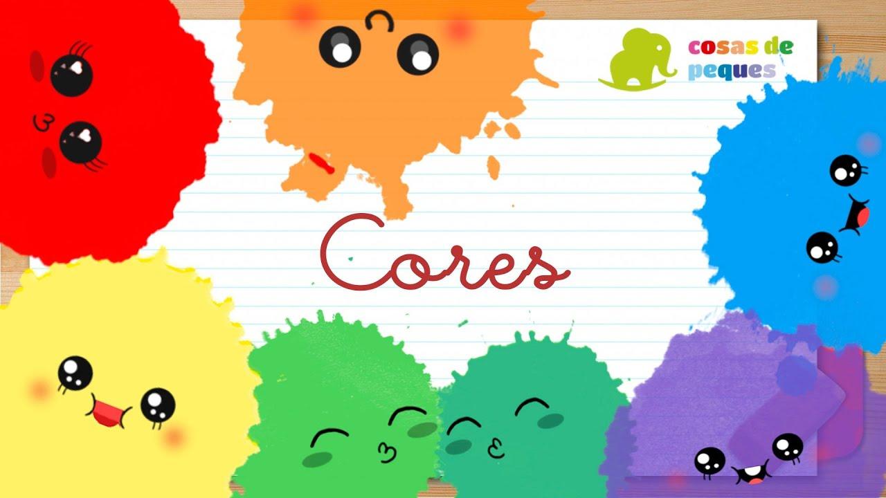 Colores en portugu s para ni os v deos educativos para for Imagenes de estanques para ninos