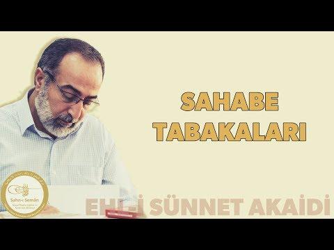 Ebubekir Sifil - Sahabe Tabakaları