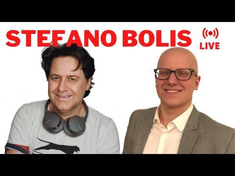 Live con @Stefano Bolis