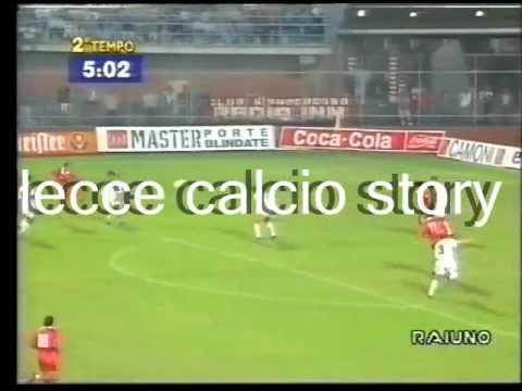 Piacenza-LECCE 2-1 - 19/09/1993 - Campionato Serie A 1993/'94 - 5.a giornata di andata
