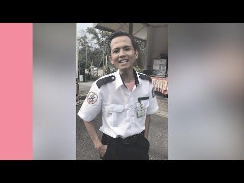 'Pak Guard' Suara Sedap Rupanya Adik Arwah Achik Spin