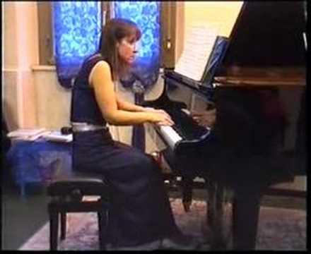 P.D. Paradisi - Toccata (dalla 6a sonata)