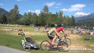 Summer Family Fun in Whistler