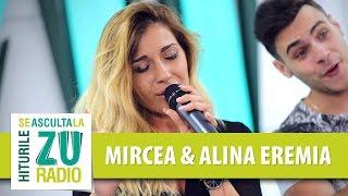 Mircea Eremia si Alina Eremia - Ilegal (Live la Radio ZU)