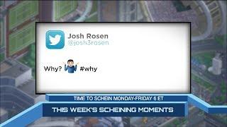 Time to Schein: This week's Scheining Moments (4/06)