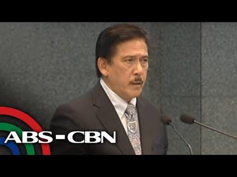 Sotto elected Senate president