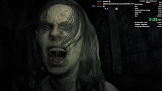 Resident Evil 7 NG+ Any% Speedrun in 1:30:43 (World Record)