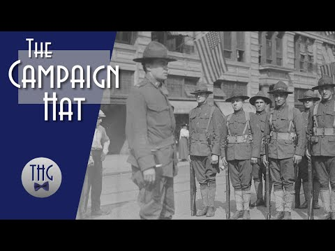The Campaign Hat & Forgotten History