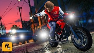 GTA Online Freemode Week with Jon Carnage, Swiftor, Futureman, Spamfish & Rellik