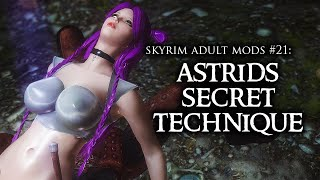 I don't think this is how the dark brotherhood is supposed to go.. - Skyrim Adult Mods #21
