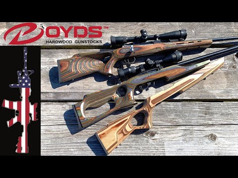 Boyds Gun Stocks - NICE!