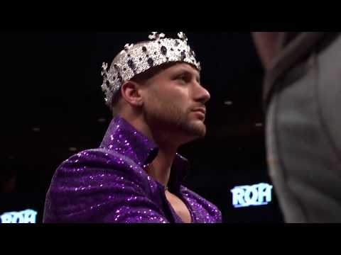 The Kingdom Takes Over ROH TV