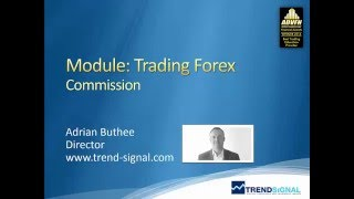 Trading Forex - Commission or Trading Cost