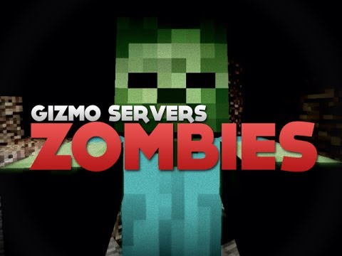 """WAVE 9001!?"" - Zombies [Minecraft Minigame] on Gizmo Servers"