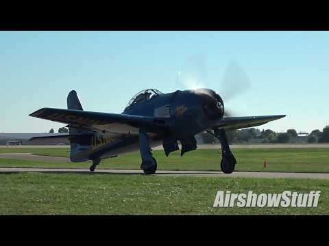 Oshkosh Airplanes On Parade! (Friday Part 1) - EAA AirVenture Oshkosh 2017