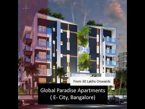 Apartments In Electronic City Bangalore | 2BHK & 3BHK
