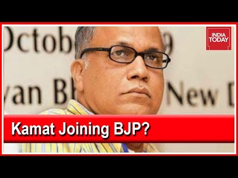 Goa BJP Chief Drops Hints Of Ex Chief Minister Kamat Joining Party Mp3