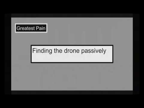 Week 7 – Drone Detection