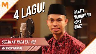 Download 4 LAGU! Tilawah Syamsuri Firdaus | Surah An-Naba 31-40