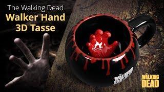 Walking Dead - Walker Hand 3D Tasse