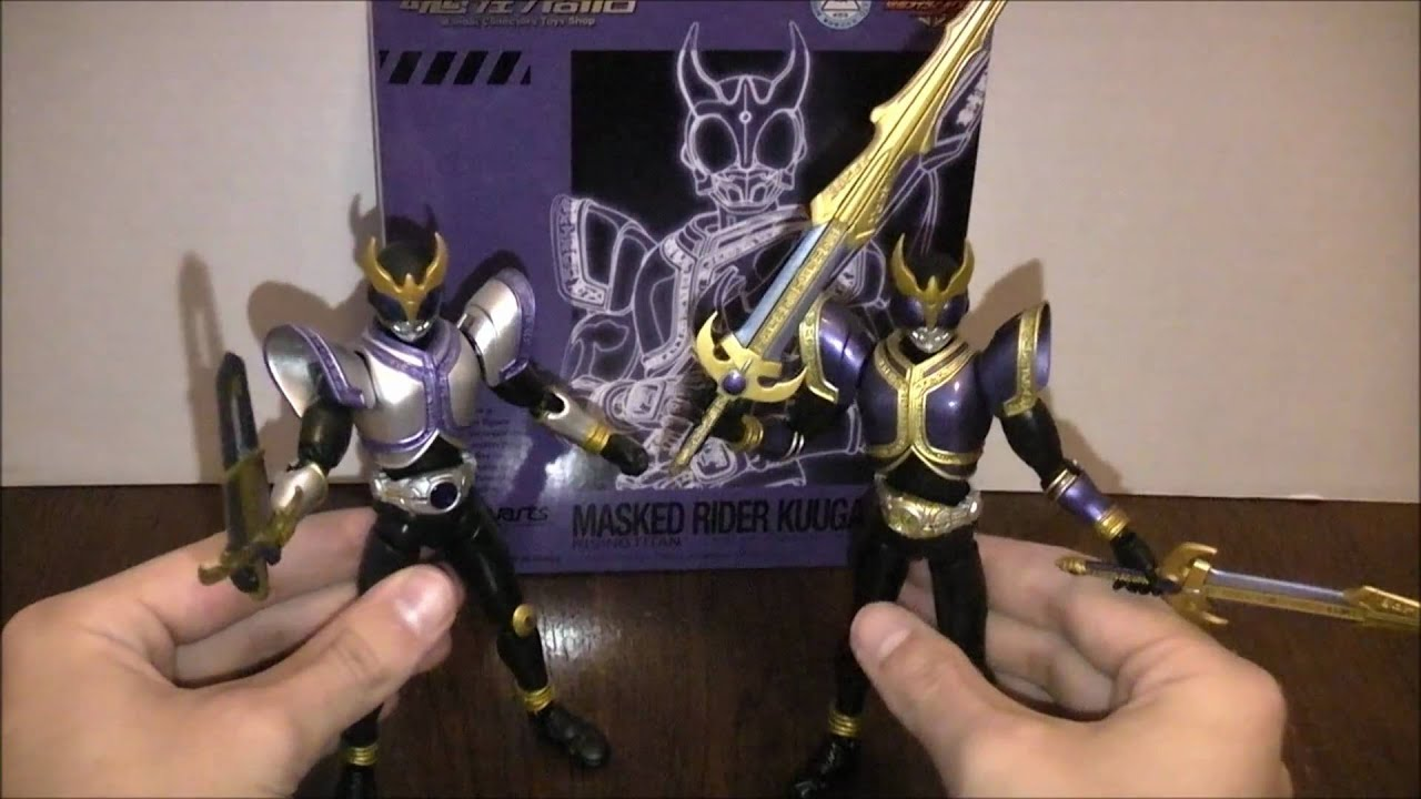 Kamen rider kuuga rising titan form