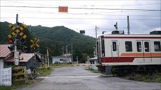 会津鉄道線踏切7
