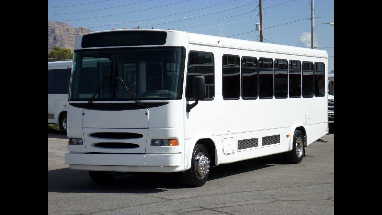2007 Ford E-350 Single Rear Wheel 8 Passenger Shuttle Bus ...  |Passenger Shuttle Buses