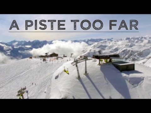 A Piste Too Far - Skiing 2016 In Kaltenbach Hoch Fugen - Austria