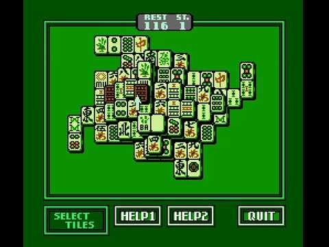 NES Longplay [698] Shanghai II