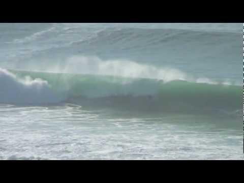Biarritz 2011 tow-in surfing