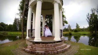 Рабочие моменты со свадьбы Саши и Светы