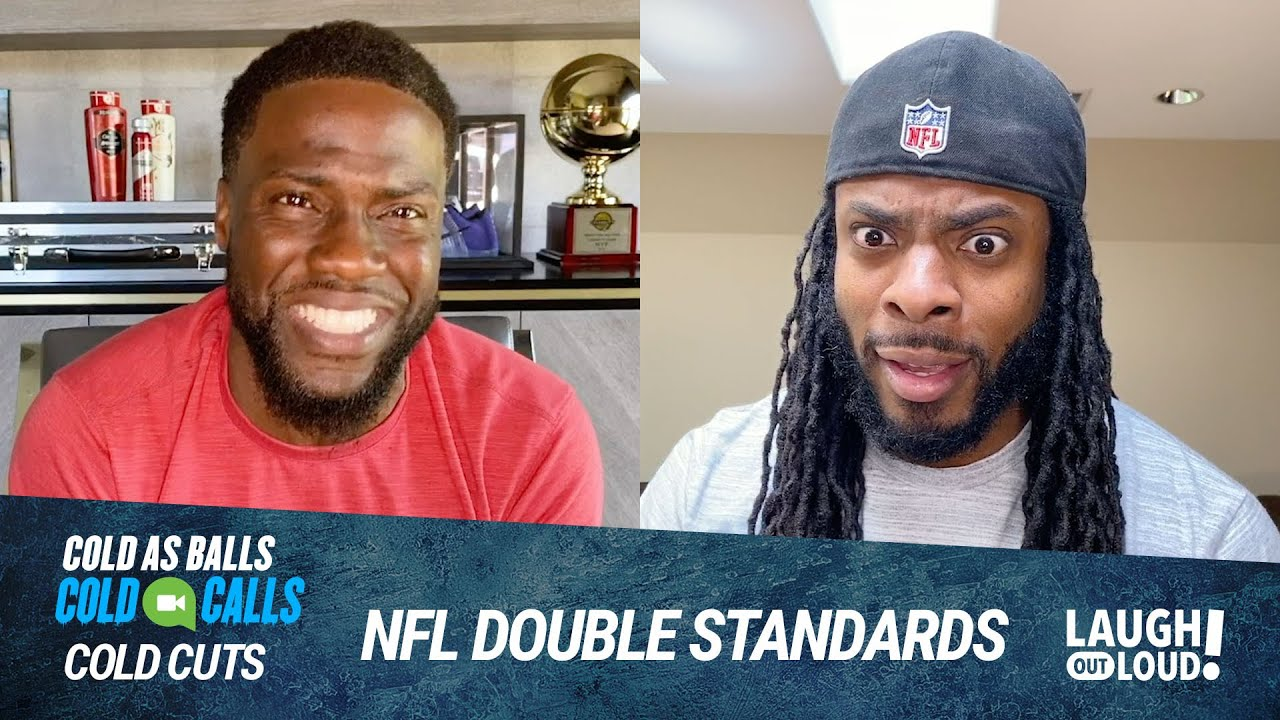 Richard Sherman on NFL Double Standards  | Cold As Balls Cold Calls Cuts | Laugh Out Loud Network